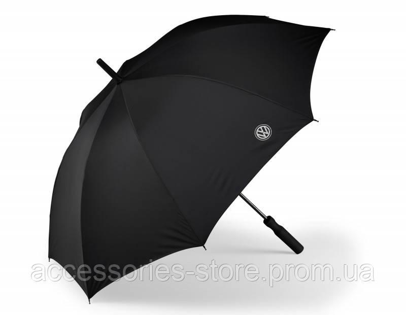 Зонт трость Volkswagen Stick Umbrella, Black