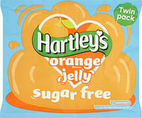 Желе Hartley's апельсин без сахара