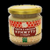 Паста из семян кунжута с мёдом 200 г, Ecoliya