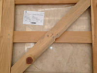 Плитка мраморная бежевая крема маре, Crema Mare 300*600*20