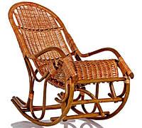 Крісла-гойдалки, меблі з лози, ротанга
