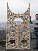 """Скульптура из дерева """"Царские ворота""""  ручная робота"""