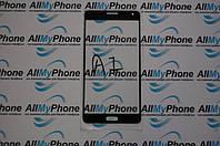 Стекло корпуса для мобильного телефона Samsung A7 черное