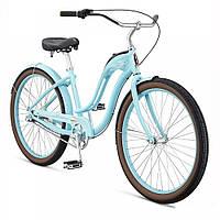 "Велосипед 26"" Schwinn Debutante Women 2015 light blue"