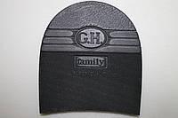 Набойка для обуви G.H., цвет - черный