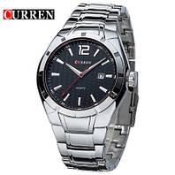 Кварцевые мужские наручные часы Curren Sport