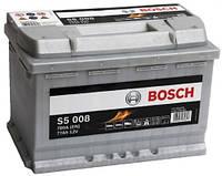 Акумуляторна батарея 77а (производство Bosch ), код запчасти: 0092S50080