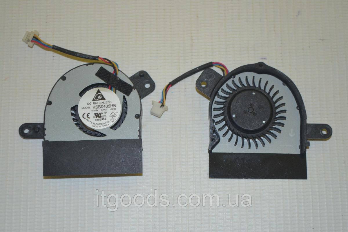 Вентилятор (кулер) DELTA KSB0405HB для Asus Eee PC X101 X101C X101CH X