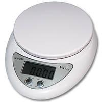 Весы кухонные B05 5кг(1г) электронные