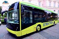 Электробусы для Одессы