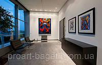 Система галерейной для картин и фотографий (в квартирах, офисах, ТЦ, мебельных салонах)