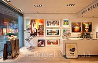 Галерейная подвеска для картин и фотографий (в квартирах, офисах, галереях, ТЦ, мебельных салонах)