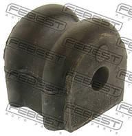 Втулка стабилизатора задней подвески hyundai tucson 04-10 (d12.8) (производство Febest ), код запчасти: HYSBTR