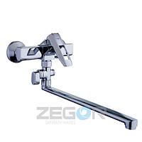 Смеситель (Латунь) ISO_Zegor XZ51 для ванны NOF-6