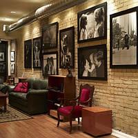 Установка галерейной подвесной системы для картин и фотографий