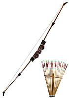 Лук со стрелами (150х70 см)