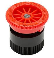 Форсунка  для дождевателя Pro-spray A series с регулируемым сектором полива  10A красная