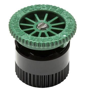 Форсунка для дождевателя Pro-spray A series с регулируемым сектором полива  12A зеленая П