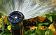 Форсунка для дождевателя Pro-spray A series с регулируемым сектором полива  12A зеленая П, фото 7