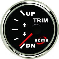 Датчик трима ECMS PMM2-WS-0-190 (чорний ), фото 1