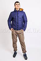 Куртка демисезонная Raxion синяя