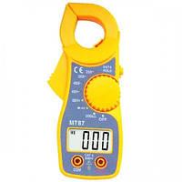 Тестер электрический 87 MT: зуммер, прозвонка, память, 2хААА, щупы, 150х55х25 мм