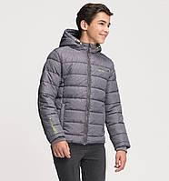 Зимняя стеганая куртка на подростка от C&A, Германия, рост 170