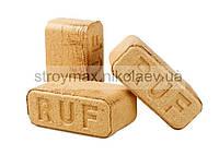 Брикеты топливные дубовые RUF(10 кг в термопленке)