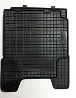 Коврики резиновые 3 ряд в салон автомобиля Petex для VWTouaran(5-7мест) 2002 г.