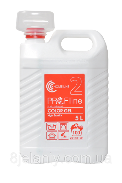 Гель для стирки PROFline для цветных тканей 5 л