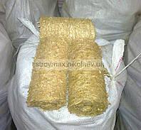 Брикеты топливные солома (30 кг в мешке)