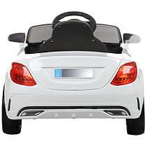 Детский электромобиль Bambi BMW белый M 3270, фото 3
