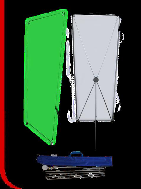 Печать постеров для стендов Х баннер паук
