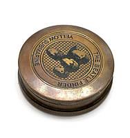 "Компас ""Beatles"" бронза (d-6,h-2 см)"