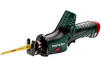 Аккумуляторная сабельная пила Metabo PowerMaxx ASE, 602264500