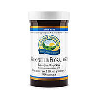Бад NSP Bifidophilus Flora Force Бифидофилус Флора Форс НСП 90 капсул по 470 мг