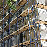 Леса строительные рамные облегченные новые