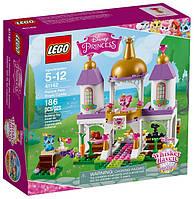 LEGO® Disney Princess КОРОЛЕВСКИЙ ЗАМОК ДЛЯ ДОМАШНИХ ЛЮБИМЦЕВ ПРИНЦЕСС 41142