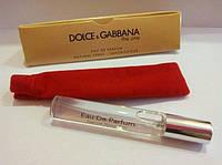 Женский аромат Dolce & Gabbana The One Woman 15ml реплика
