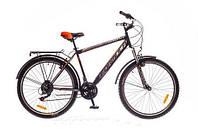 """Велосипед 26"""" Formula MAGNUM AM 14G Vbr рама-19"""" St черно-оранжевый (м) с багажником зад St, с крылом St 2017"""