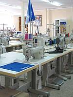 Оказание услуг по отшиву одежды