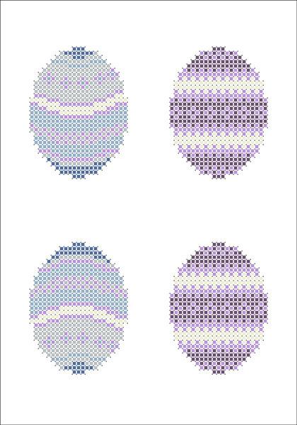 ФВМ-056. Схема для вишивки бісером на водорозчинному флізеліні