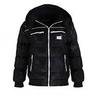 Демисезонные куртки на синтепоне для мальчиков черные от производителя Glo-story черные. В наличии 104,110р.