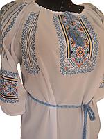 """Жіноча вишита блузка """"Нойзес"""" (Женская вышитая блузка """"Нойзес"""") BU-0009"""