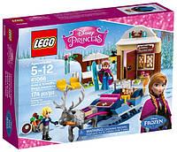 LEGO® Disney Princess АННА И КРИСТОФ: ПРОГУЛКА НА САНЯХ 41066