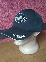 Кепка с автомобильным логотипом Nissan