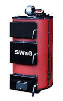 Котел Swag Classic 15 кВт — твердотопливный длительного горения