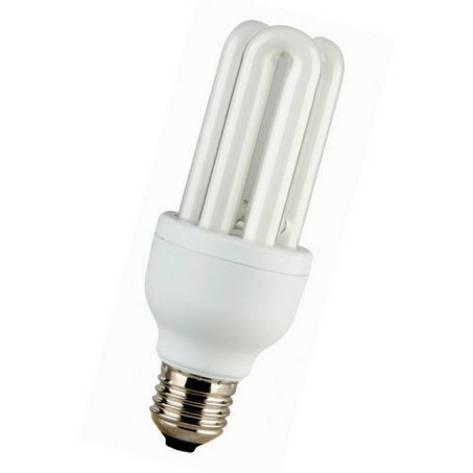Лампа КЛЛ Volta 3U 230В 24Вт Е27 4000К , фото 2