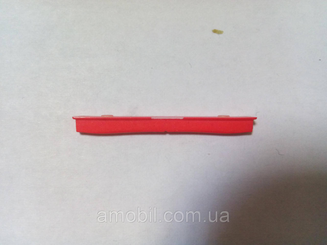 Кнопка звука (громкости) на Lenovo S820 красная orig