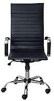 Кресло для руководителя Бали хром